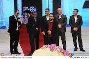 اختتامیه سیوچهارمین جشنواره فیلم فجر