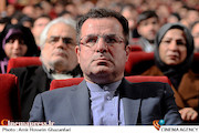 محمود گبرلو در جشن تقدیر از منتخبین سینمای فجر انقلاب