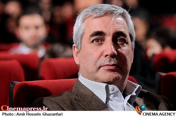 ابراهیم حاتمی کیا در جشن تقدیر از منتخبین سینمای فجر انقلاب