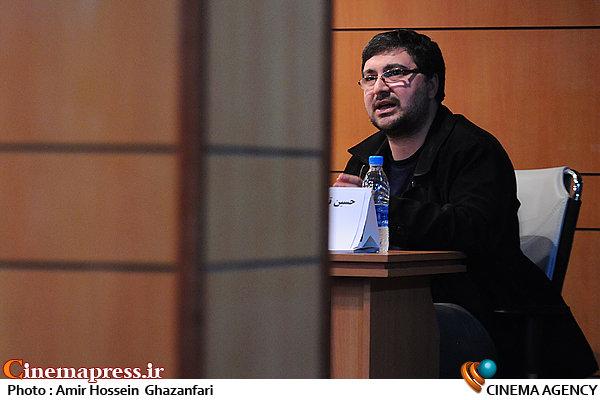 حسین تراب نژاد در نشست رسانهای سریال تلویزیونی«غیرعلنی»