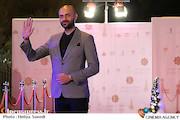 حمید حامی در اختتامیه سیویکمین جشنواره موسیقی فجر