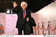 لوریس چکناواریان در اختتامیه سیویکمین جشنواره موسیقی فجر