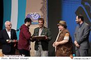 برگزیدگان جشنواره «روحانی و سینما» معرفی شدند / «او» و «زیر نور ماه» در میان برگزیدگان