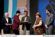اختتامیه دومین جشنواره روحانی و سینما