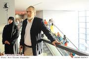 نادر طالب زاده در بزرگداشت مرحوم فرجالله سلحشور در جشنواره جهانی فیلم فجر