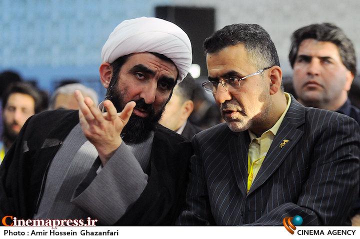 عکس / بزرگداشت مرحوم فرجالله سلحشور در جشنواره جهانی فیلم فجر