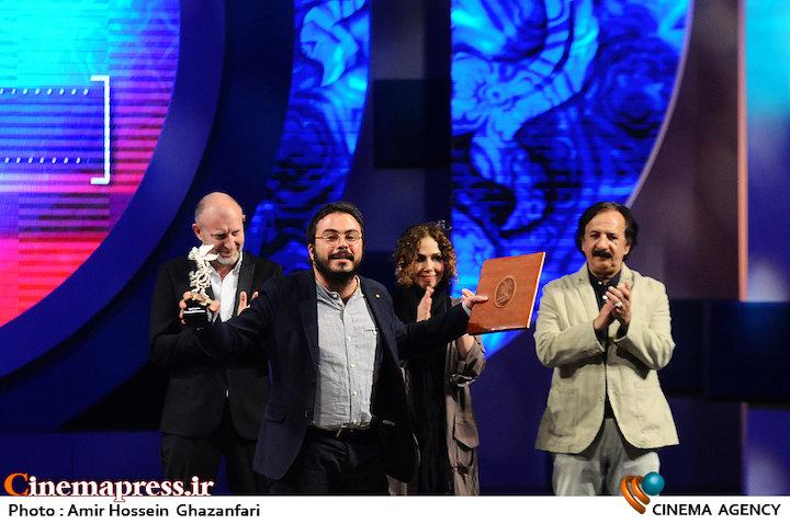 عکس / اختتامیه سی و چهارمین جشنواره جهانی فیلم فجر