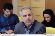 محمدرضا فرجی در جلسه شورای صنفی نمایش در خانه سینما
