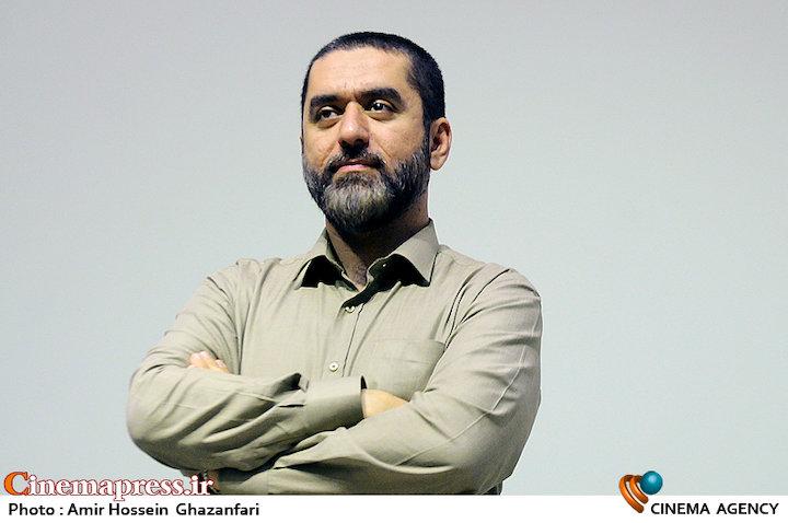 سیدمحمود رضوی در مراسم اکران فیلم سینمایی«سیانور»