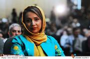 شبنم قلی خانی در افتتاحیه پنجمین جشنواره بین المللی فیلم سبز