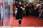 پریناز ایزدیار در جشن اختتامیه سریال«شهرزاد»