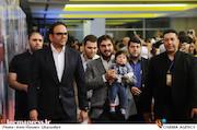 محمد امامی و محمدهادی رضوی در جشن اختتامیه سریال«شهرزاد»