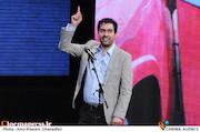 شهاب حسینی در جشن اختتامیه سریال«شهرزاد»