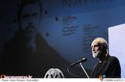 آیدین آغداشلو در افتتاحیه سیزدهمین جشنواره فیلم کوتاه دانشجویی نهال