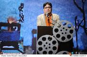 مسعود سفلایی در افتتاحیه سیزدهمین جشنواره فیلم کوتاه دانشجویی نهال