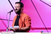 هومن سیدی در اختتامیه سیزدهمین جشنواره فیلم کوتاه نهال