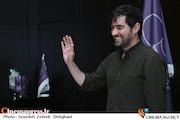 شهاب حسینی در نشست خبری فیلم سینمایی «فروشنده»