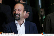 اصغر فرهادی در نشست خبری فیلم سینمایی «فروشنده»
