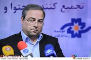 سید مصطفی ابطحی در امضای تفاهمنامه vod و تهیه کنندگان سینمای ایران