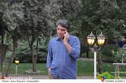 مسعود اطیابی در ضیافت افطاری جامعه صنفی تهیهکنندگان سینمای ایران