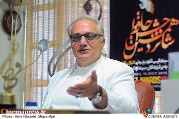 عکس/ نشست مطبوعاتی شانزدهمین جشن حافظ
