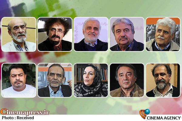 دری-لیالستانی-علیخانی-بابائیان-ترکمانی-رویین-علی اکبری-اسماعیلی-یشایایی-سعدی