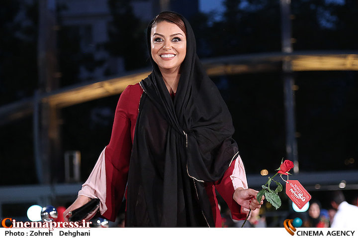 شبنم فرشادجو در شانزدهمین جشن حافظ