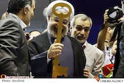 کلید و روحانی
