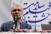 سید محمدهادی ایازی در نشست رسانهای نخستین جشنواره فیلم سلامت