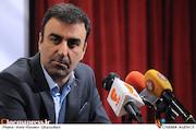 ابراهیم داروغهزاده در نشست رسانهای نخستین جشنواره فیلم سلامت