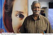 آتش تقی پور در اکران خصوصی فیلم سینمایی حریر