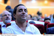 امیرحسین رستمی در اکران خصوصی فیلم سینمایی حریر