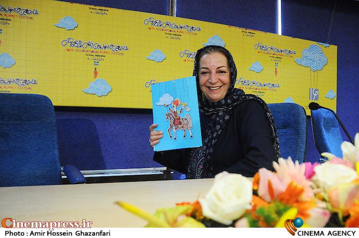 عکس/ نشست خبری شانزدهمین جشنواره عروسکی تهران-مبارک