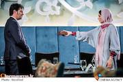 بهنوش طباطبایی و شهاب حسینی در فیلم سینمایی لابی