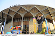 افتتاح شانزدهمین جشنواره بینالمللی نمایش عروسکی