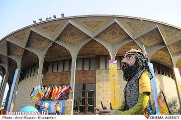 عکس/ افتتاح شانزدهمین جشنواره بینالمللی نمایش عروسکی