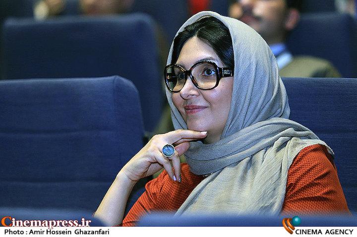 مرجان اشرفی زاده در جشنواره فیلم سلامت