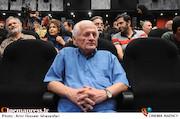 اکبر عالمی در هشتمین جشن انیمیشن خانه سینما