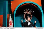 بهرام عظیمی در هشتمین جشن انیمیشن خانه سینما