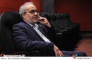 رضا پورحسین در اکران خصوصی فیلم سینمایی«هیهات»