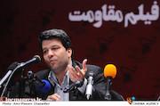 محمد خزاعی در نشست خبری چهاردهمین جشنواره فیلم مقاومت