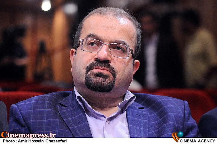 سعید الهی در نشست خبری چهاردهمین جشنواره فیلم مقاومت