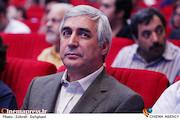 ابراهیم حاتمی کیا در دهمین جشن انجمن منتقدان و نویسندگان سینمایی ایران