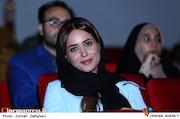 پریناز ایزدیار در دهمین جشن انجمن منتقدان و نویسندگان سینمایی ایران