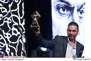 پیمان معادی در دهمین جشن انجمن منتقدان و نویسندگان سینمایی ایران