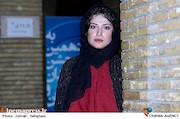 لادن مستوفی در دهمین جشن انجمن منتقدان و نویسندگان سینمایی ایران