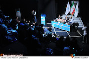 نشست رسانهای مدیر عامل انجمن تئاتر انقلاب و دفاع مقدس