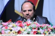 علیرضا عاقل زاده در نشست رسانهای مدیر عامل انجمن تئاتر انقلاب و دفاع مقدس