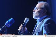 سردار جباری در نشست رسانهای مدیر عامل انجمن تئاتر انقلاب و دفاع مقدس
