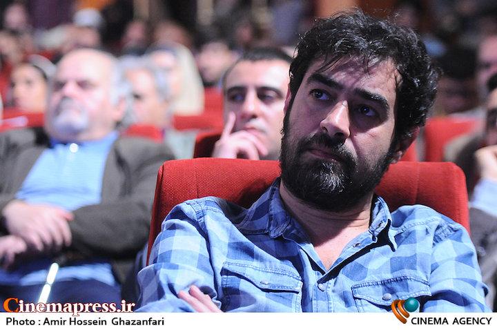 شهاب حسینی در افتتاحیه چهاردهمین جشنواره فیلم مقاومت